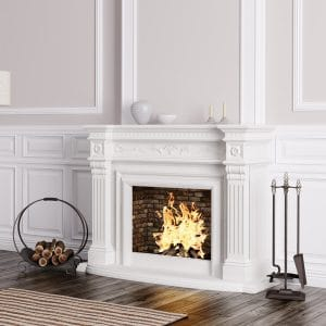 Custom fireplaces and stoves at Flue Tech Inc.